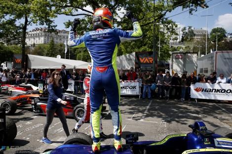 Alessio Lorandi, Carlin, European F3 Pau, 2016