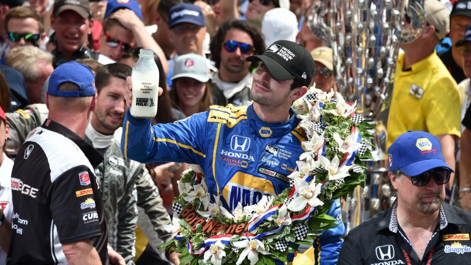 Alexander Rossi, Andretti, IndyCar, Indianapolis 500, 2016