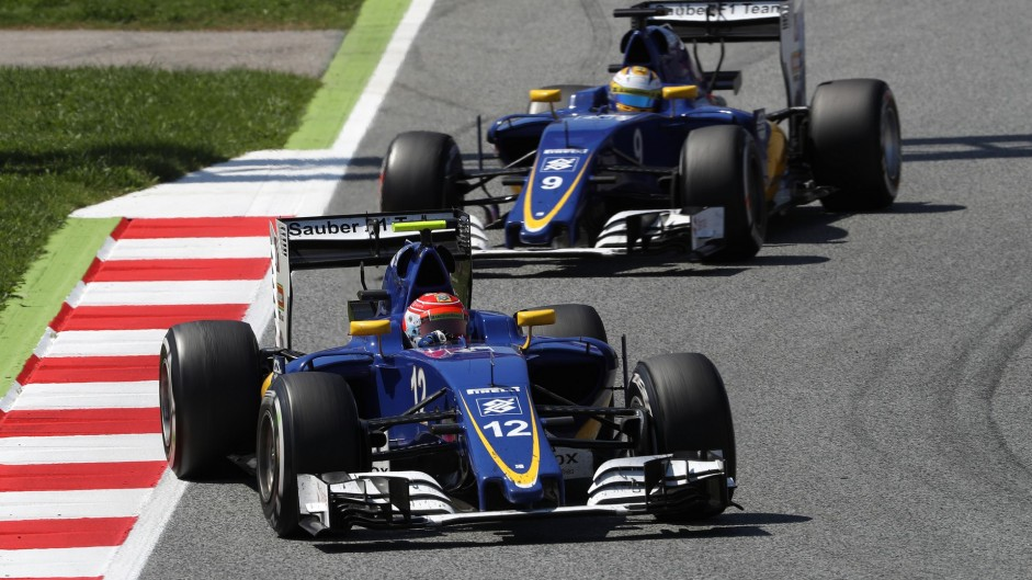 Sauber 'isn't the only team in trouble'