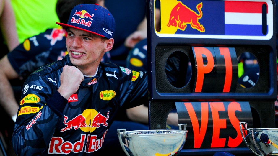 Landslide Driver of the Weekend win for Verstappen