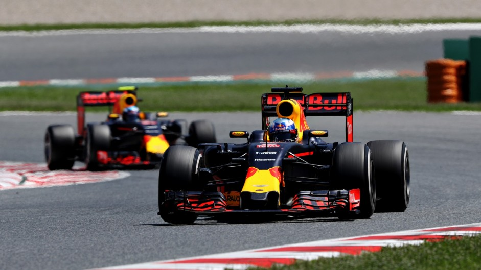 Ricciardo still coming to terms with losing Spain win