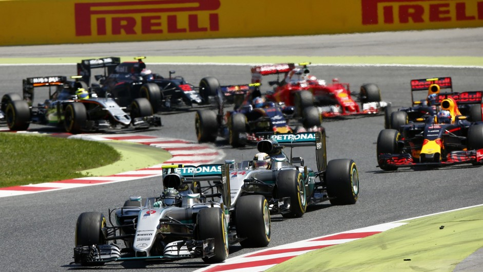 Praise for surprising Spanish GP – and new winner Verstappen