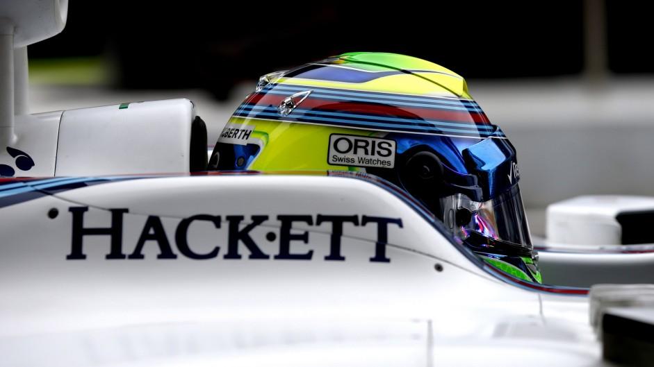 Felipe Massa, Williams, Sochi Autodrom, 2016