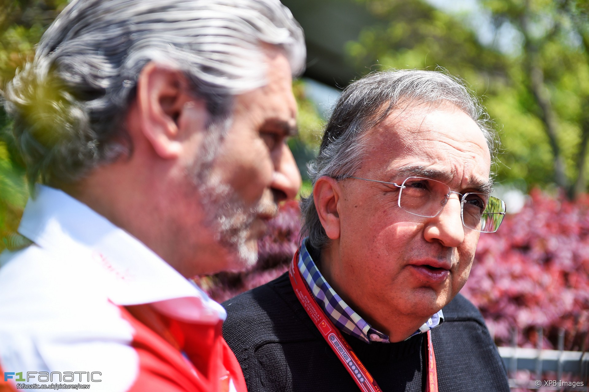 up: Ferrari president expects wins from Spain