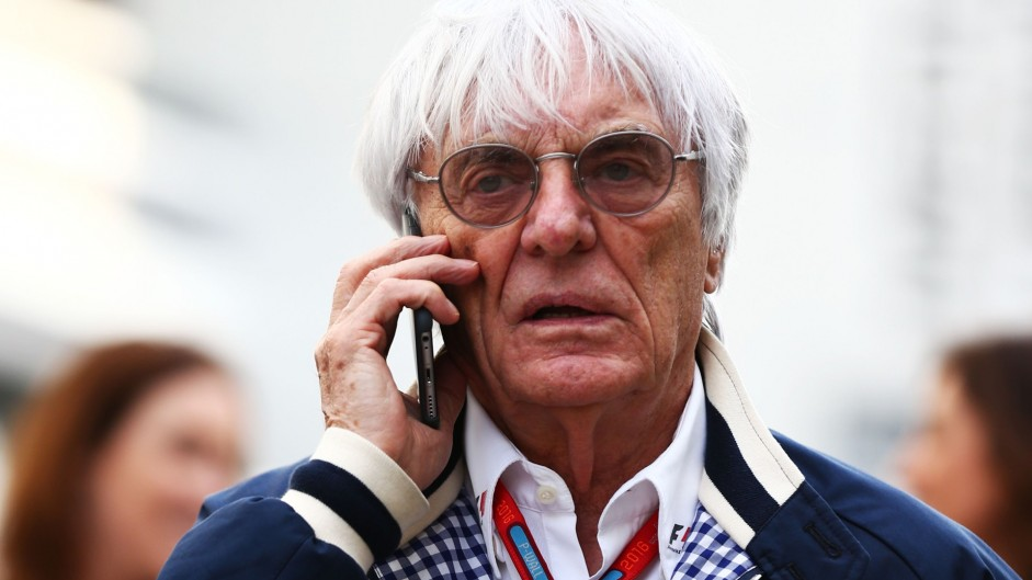 Ecclestone will 'tear up' engine rules unless performance converges