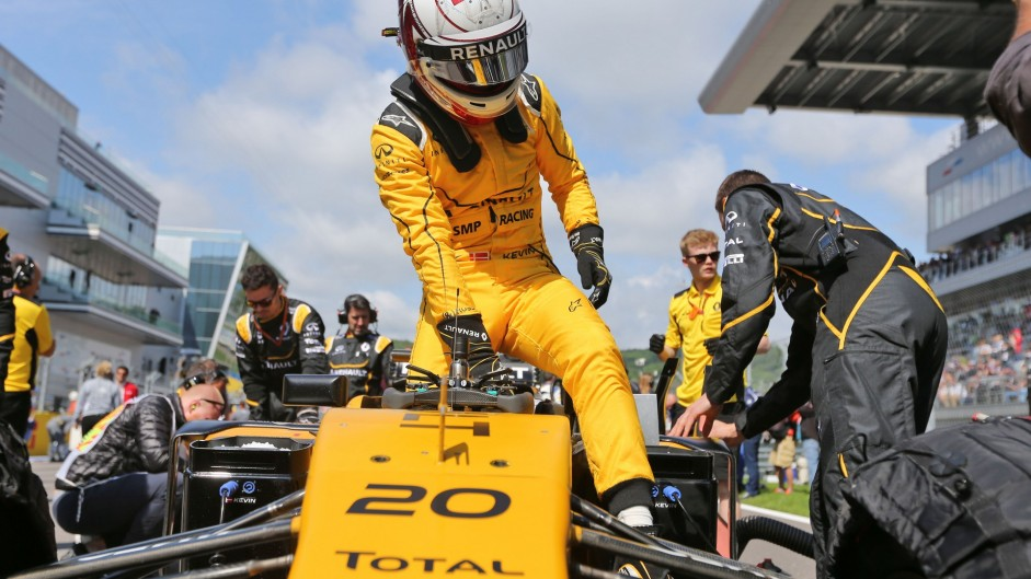 Magnussen beats grand slam Rosberg for Driver of the Weekend