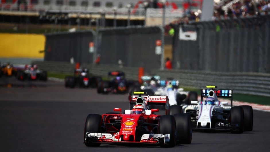Ferrari's Sochi struggles down to track – Wolff