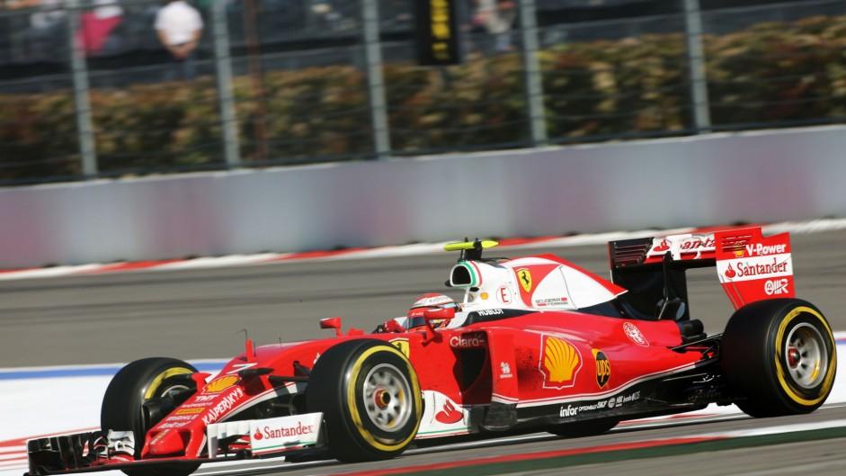 Ferrari chooses softer tyres than Mercedes for Spain
