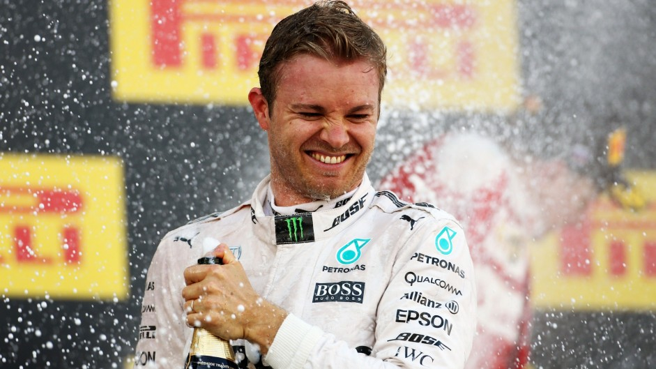 Why Rosberg's good fortune is great news for F1