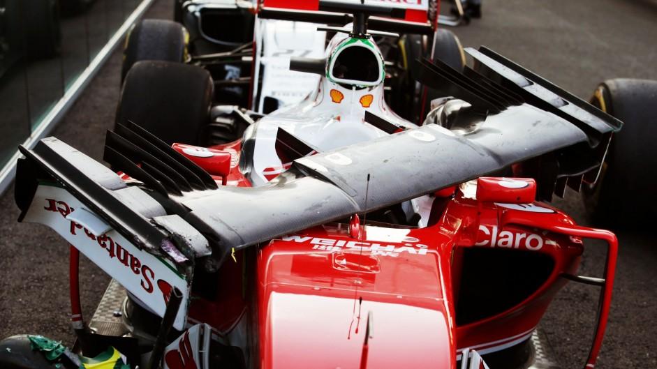 Sebastian Vettel, Ferrari, Sochi Autodrom, 2016