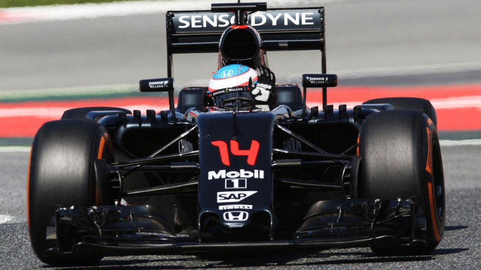 McLaren deserved Q3 place sooner – Alonso