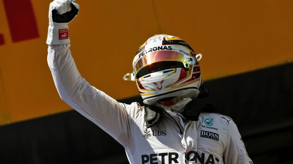 Hamilton to break pole record? The stats to watch for in 2017