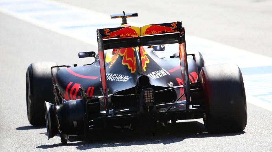"Ricciardo: ""We threw the win away"""
