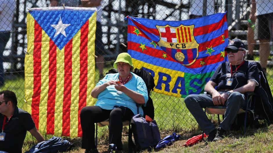 Fans, Renault, Circuit de Catalunya, 2016