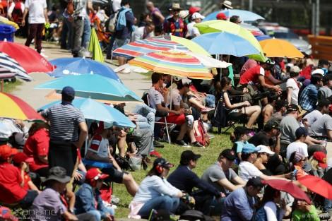 Fans, Circuit de Catalunya, 2016