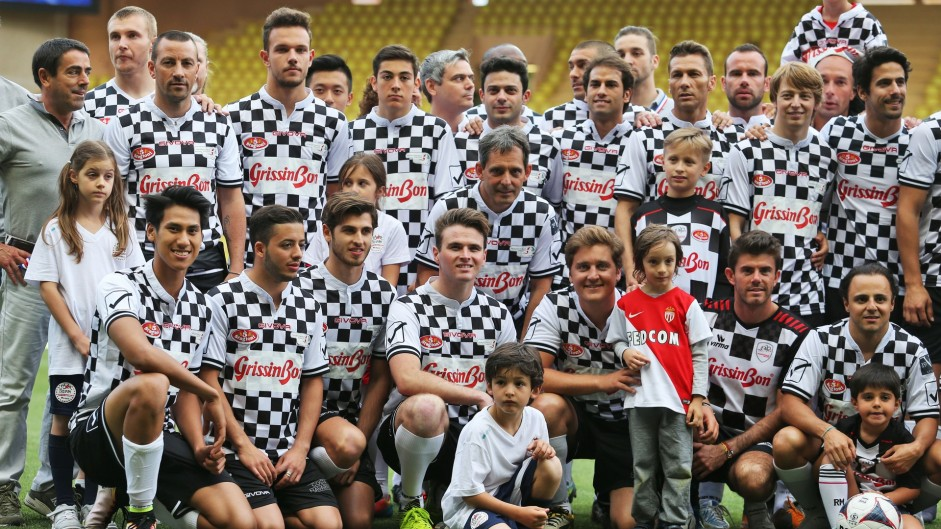 Football players, Monte-Carlo, 2016