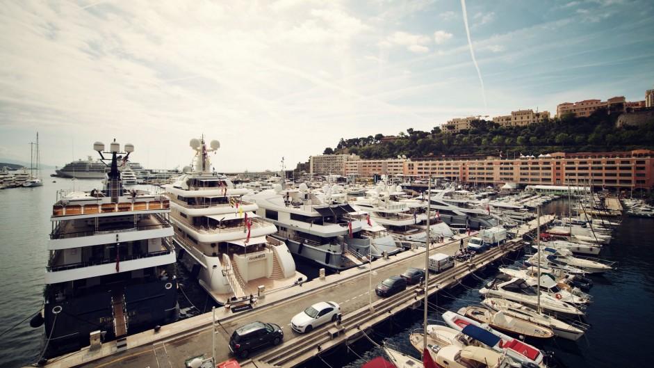 Harbour, Monte-Carlo, Monaco, 2016