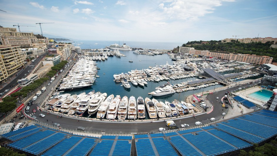 Harbour, Monte-Carlo, 2016