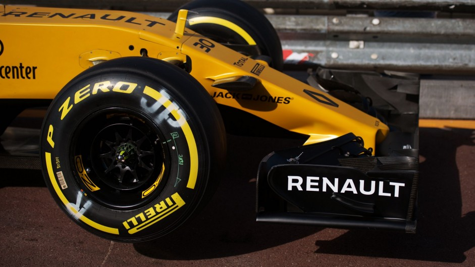 Renault RS16, Monte-Carlo, 2016