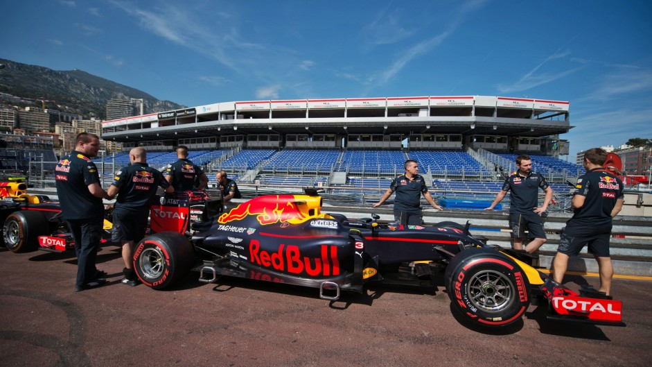 Red Bull RB12, Monte-Carlo, 2016