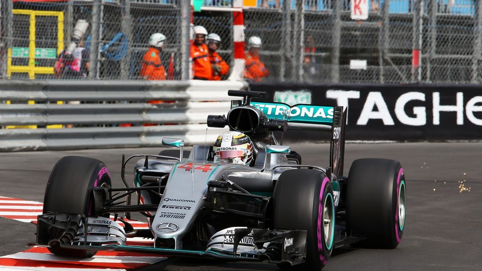 Hamilton hoped ultra-soft would be more aggressive