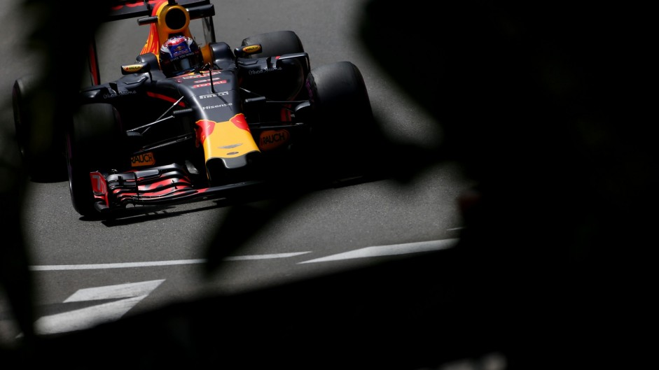 Max Verstappen, Red Bull, Monte-Carlo, 2016