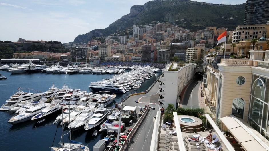 Valtteri Bottas, Williams, Monte-Carlo, 2016