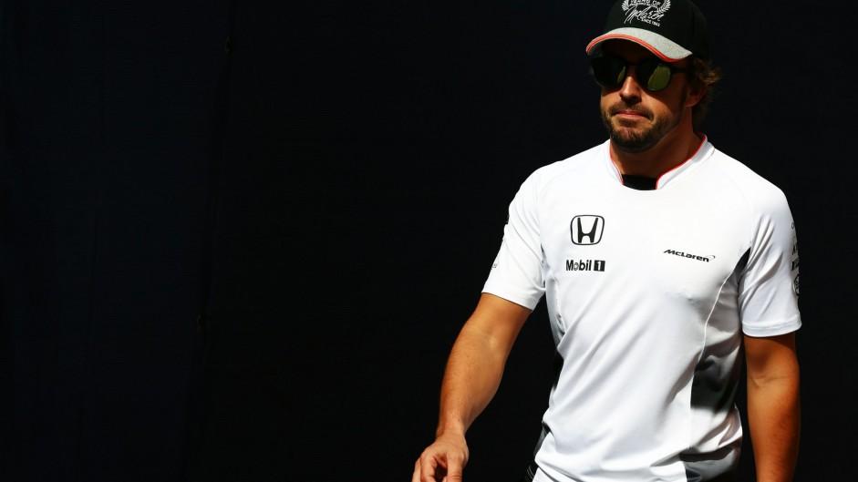 Fernando Alonso, McLaren, Monte-Carlo, 2016