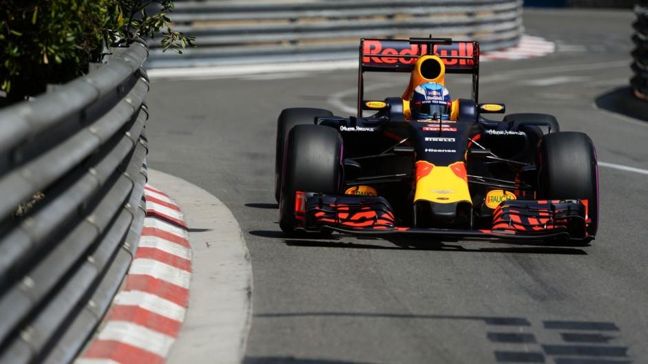 2016 Monaco Grand Prix grid