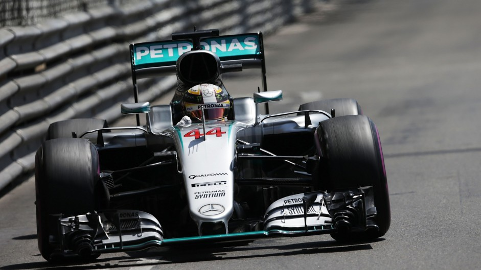 Hamilton frustrated after 'difficult' qualifying