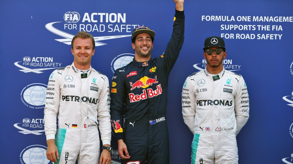 Monaco a 'special place' for maiden pole – Ricciardo