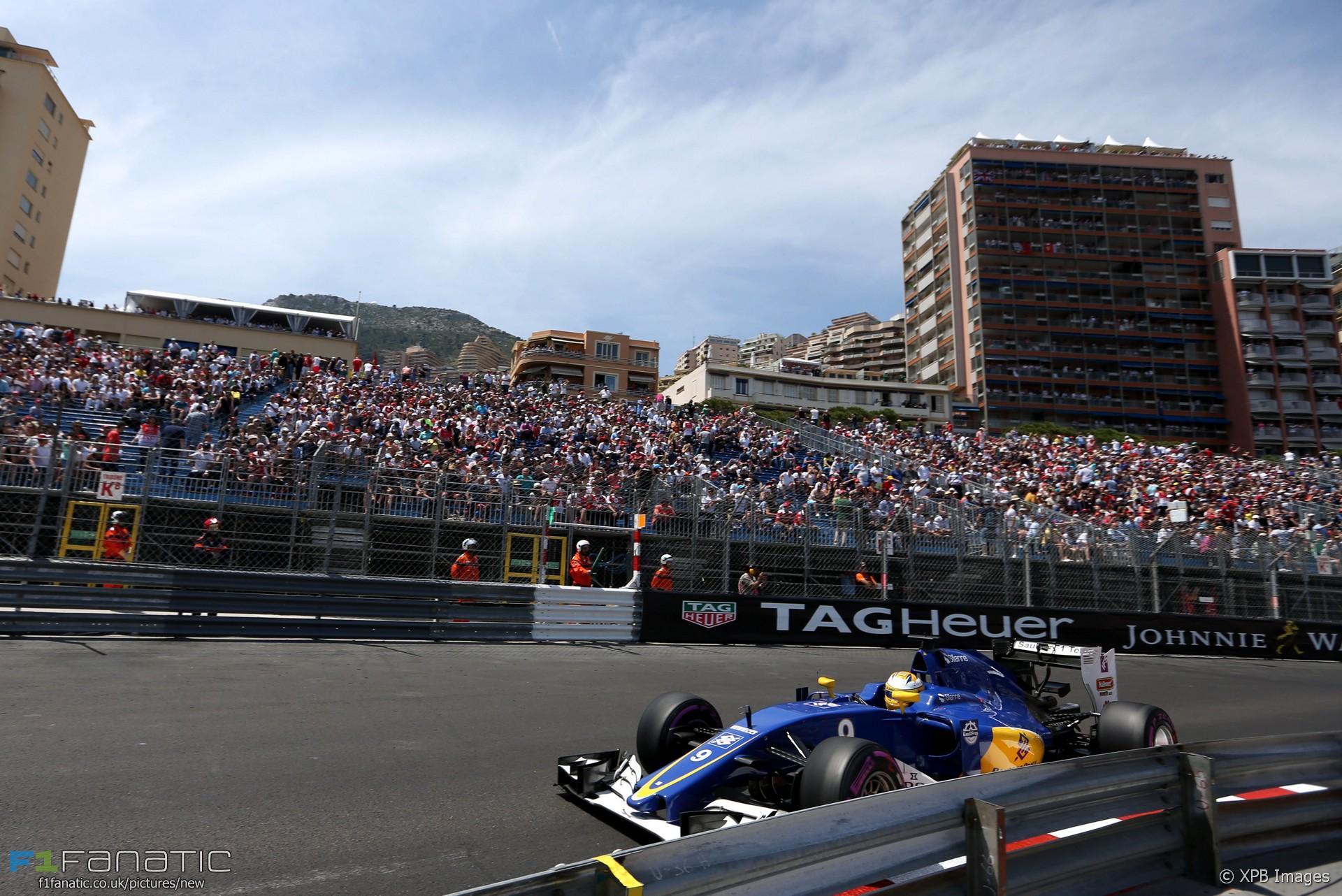 Marcus Ericsson  Sauber  Monte