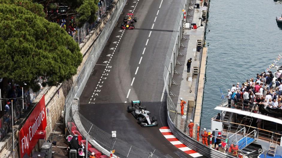 2016 Monaco Grand Prix race result