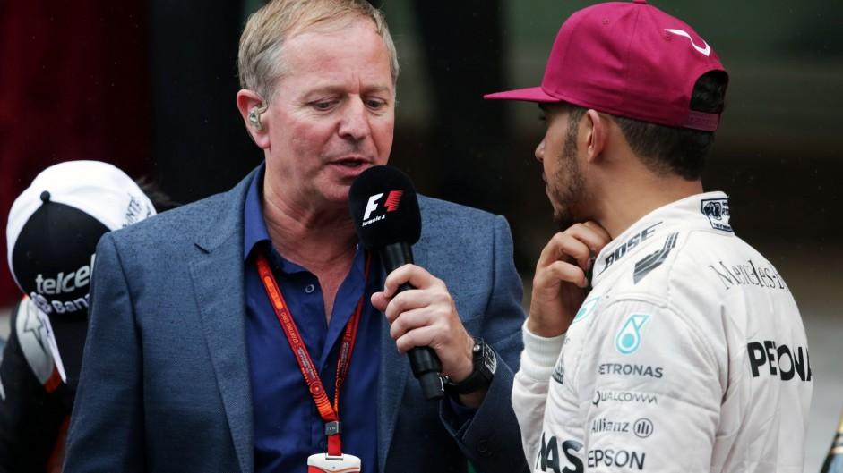 Brundle reveals Monaco GP heart attack