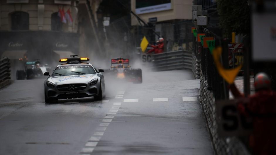 Safety Car, Monte-Carlo, 2016