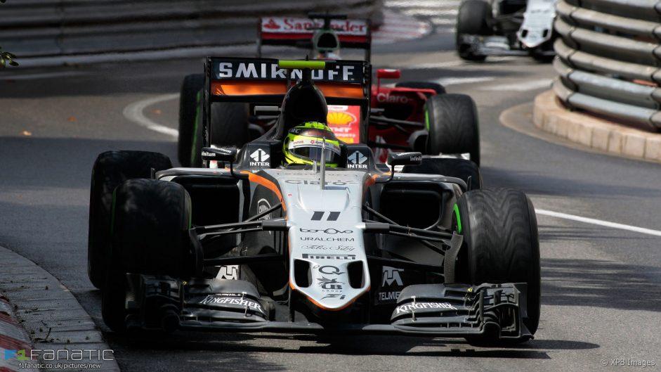 2016 Monaco Grand Prix driver ratings