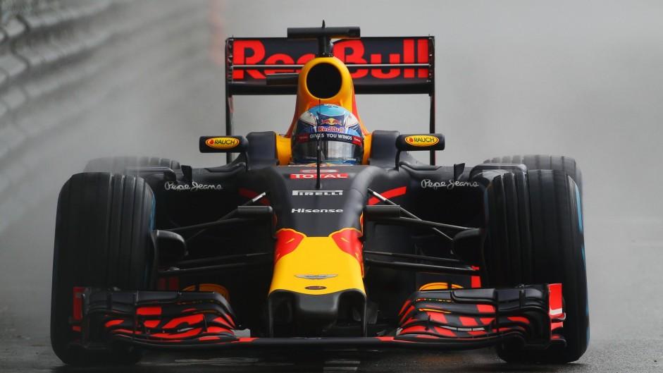 Daniel Ricciardo, Red Bull, Monte-Carlo, 2016