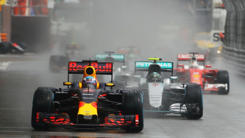 Vote for your 2016 Monaco Grand Prix Driver of the Weekend