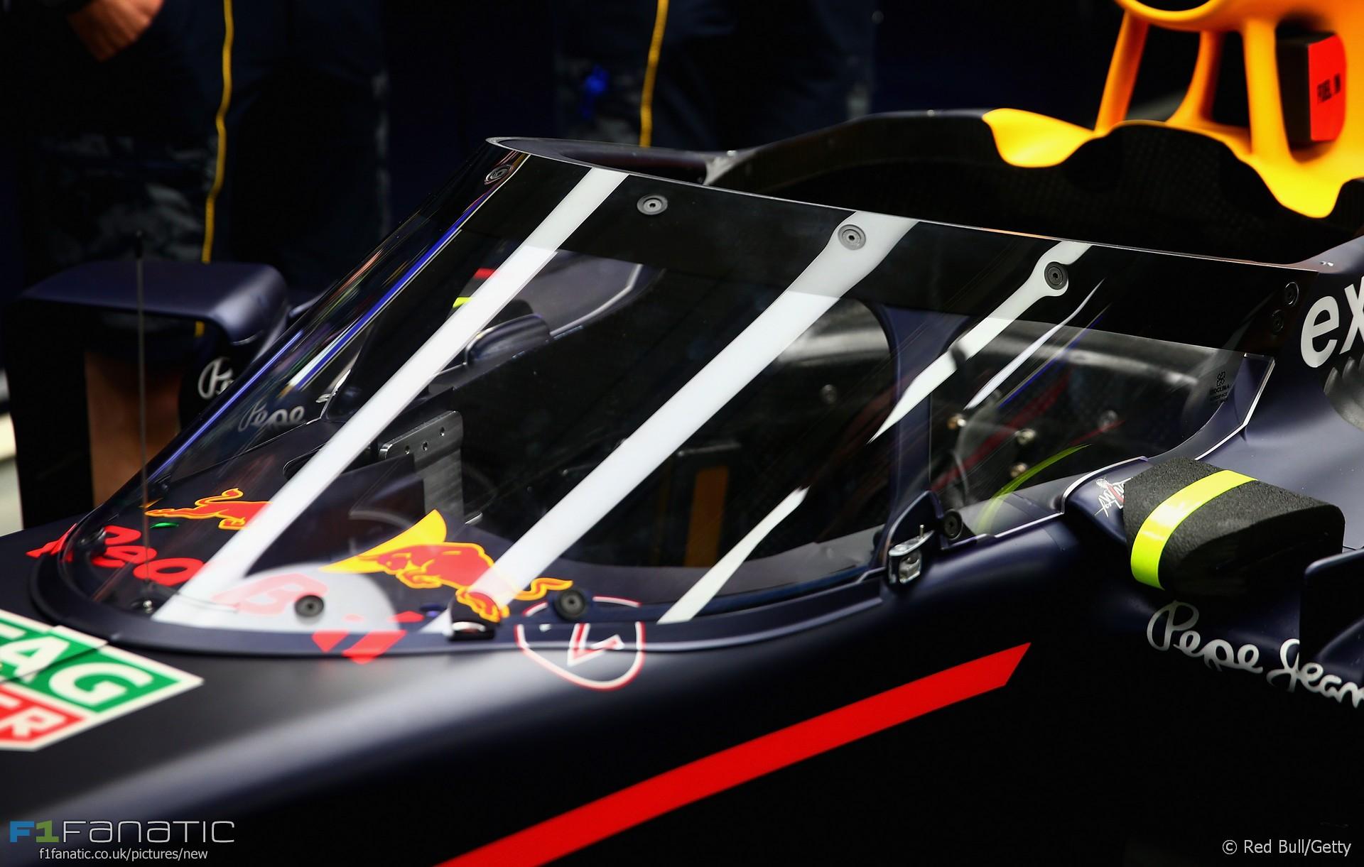 Red Bull Aeroscreen, 2016