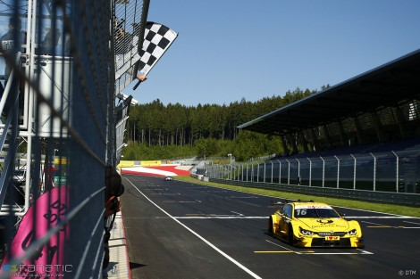 Timo Glock, BMW, DTM, Red Bull Ring, 2016