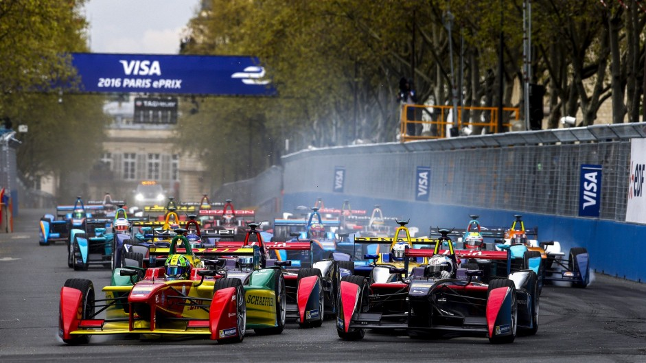 Win tickets to the Formula E season finale in London
