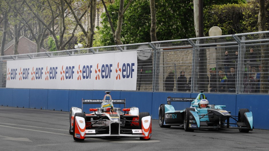 Formula E is charged up for a close title decider