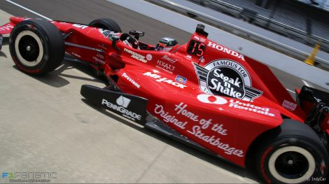 Graham Rahal, IndyCar, Indianapolis, 2016