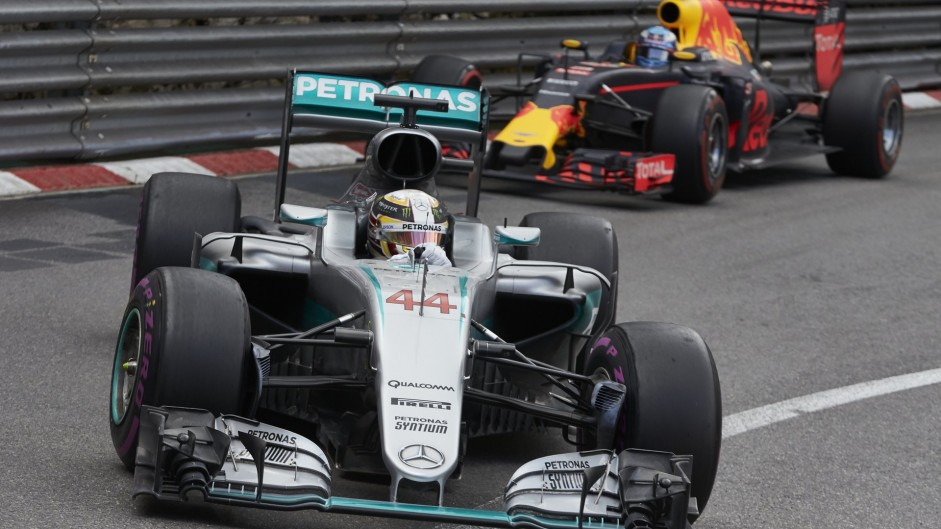 "Mercedes expect ""major threat"" from Red Bull in Hungary"