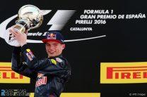 Verstappen stuns F1 by seizing victory chance after Mercedes crash