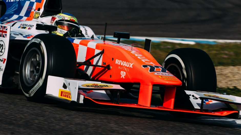 GP2 field slumps to just 11 teams for 2016