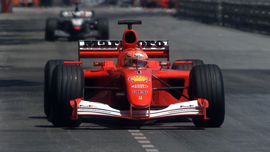 2017 Monaco Grand Prix stats preview