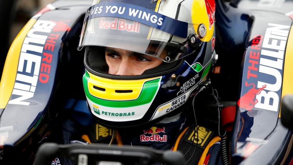 Sette Camara to make F1 test debut