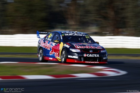 Jamie Whincup, Australian V8 Supercars, Victoria, 2016