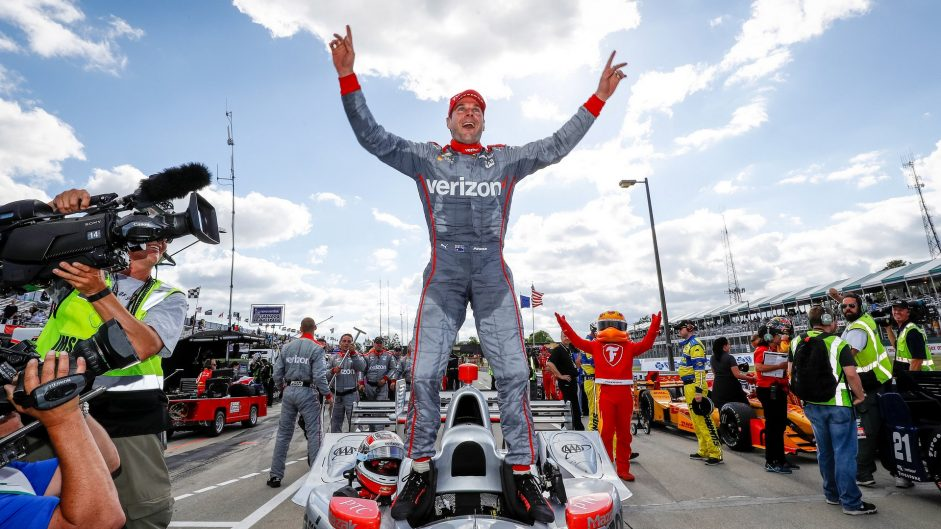 IndyCar gets sixth different winner in eight races